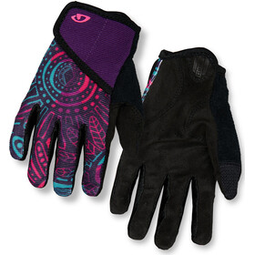 Giro DND II Handschuhe Kinder lila/schwarz